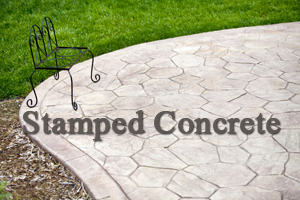 Stamped Concrete | Dayton and Cincinnati