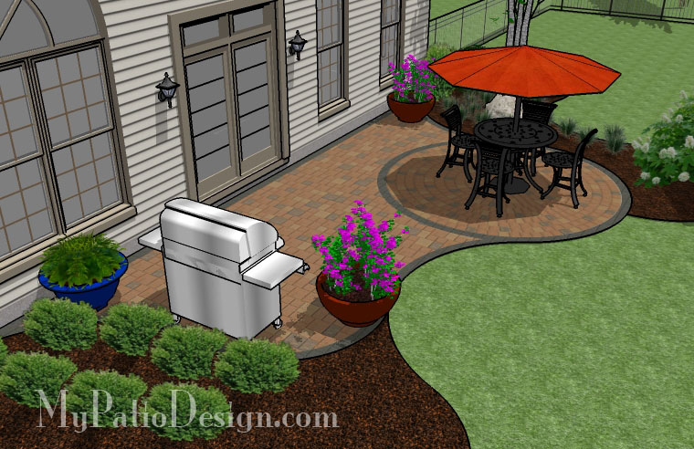 Pre Priced Patio Designs Cincinnati Schneider 39 S Landscaping