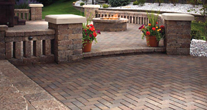 Brick Pavers Paver Patios In Cincinnati Ohio Schneiders - Block patio designs