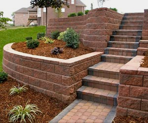 Retaining Wall - Cincinnati